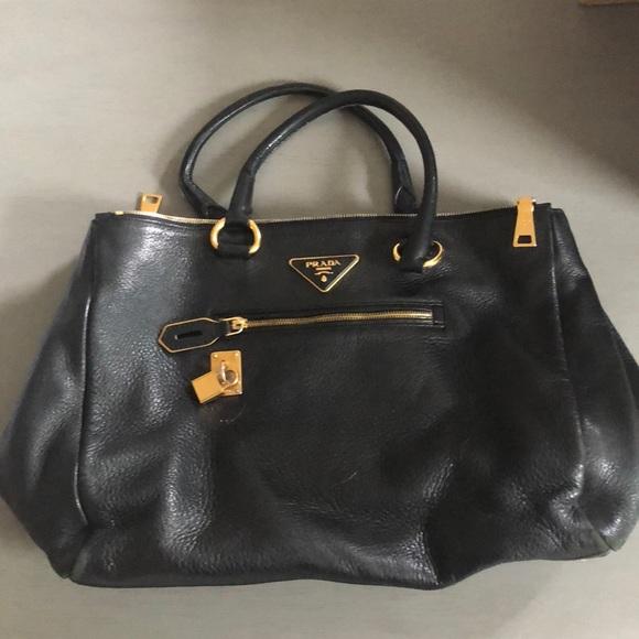 5a4af4ea8bea66 Prada Bags | Galleria Bag Price Reduction | Poshmark